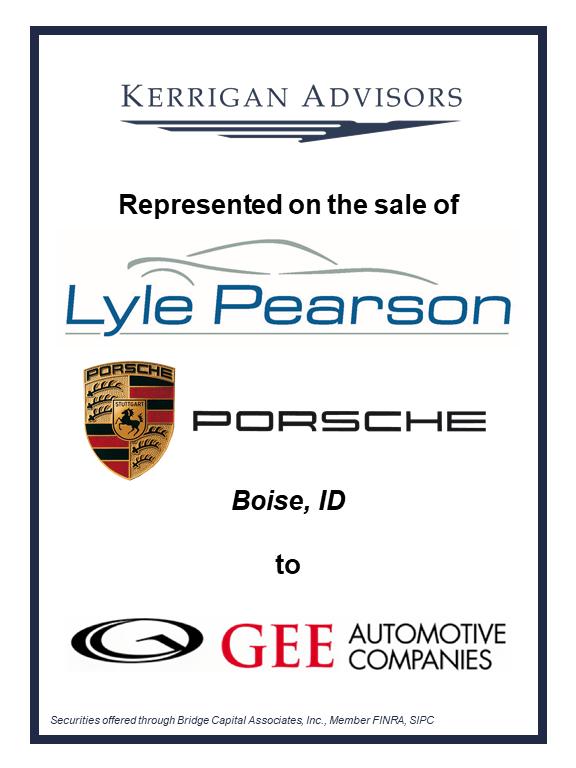 Lyle Pearson Porsche Tombstone